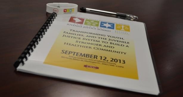 Juvenile Justice Summit September 24 2013