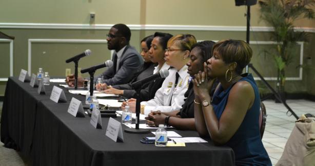 Spring Public Meeting Panel