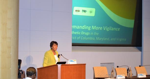Mayor Speech in synthetic drugs symposium