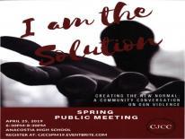 2019 CJCC Spring Public Meeting Flyer